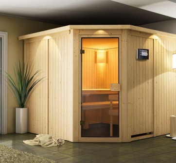 sauna aussenwhirlpool infrarotkabine pools projekte von hornbach schweiz. Black Bedroom Furniture Sets. Home Design Ideas