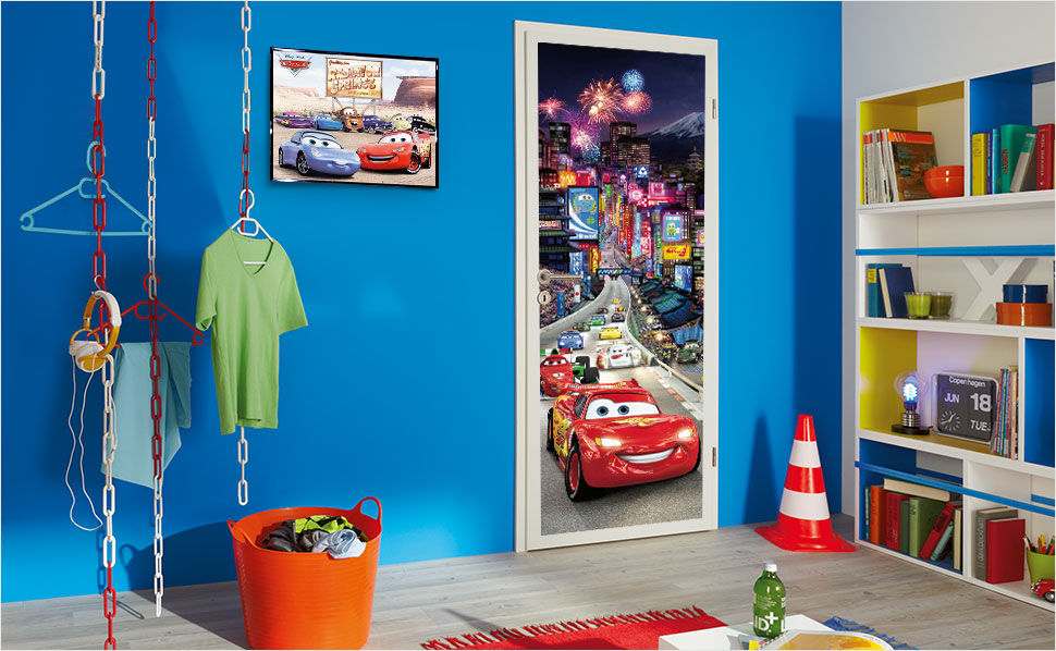cars kinderzimmer bei hornbach schweiz. Black Bedroom Furniture Sets. Home Design Ideas