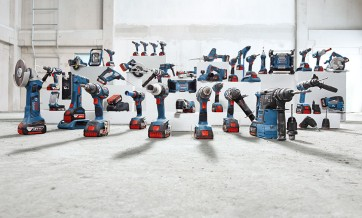 Bosch Professional assortiment