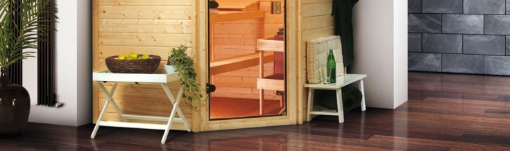 le sauna selon vos d sirs avec hornbach suisse. Black Bedroom Furniture Sets. Home Design Ideas