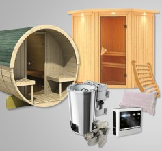 Saunas & cabines infrarouges
