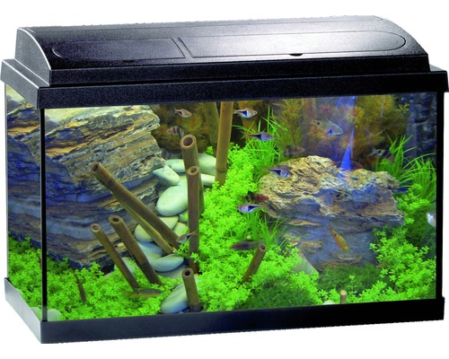 aquarium eheim aquapro 60 plus ohne unterschrank schwarz. Black Bedroom Furniture Sets. Home Design Ideas