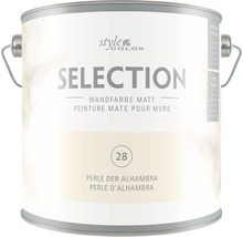 Wandfarbe StyleColor SELECTION Perle der Alhambra 2.5 l