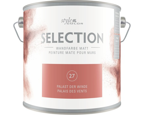Wandfarbe StyleColor SELECTION Palast der Winde 2.5 l