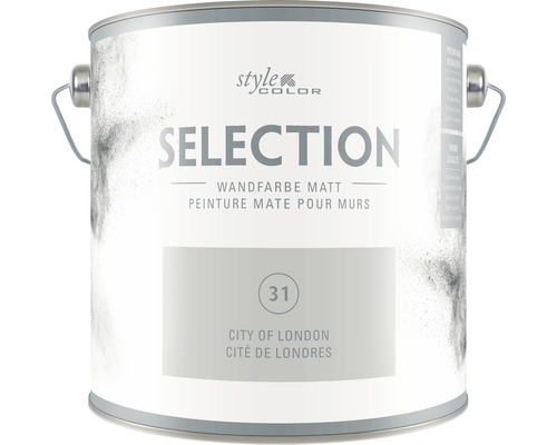 Wandfarbe StyleColor SELECTION City of London 2.5 l