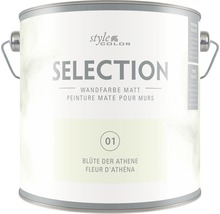 Wandfarbe StyleColor SELECTION Blüte der Athene 2.5 l
