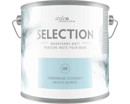Wandfarbe StyleColor SELECTION Verborgene Schönheit 2.5 l