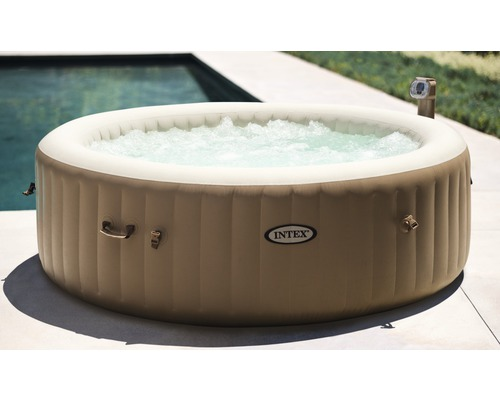 Intex Whirlpool Aufblasbar PureSpa Massage Ø165 Cm