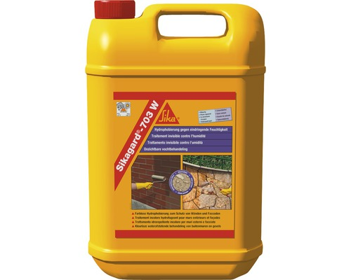 Hydrofuge facade isolation thermique cimentage hydrofuge for Hydrofuge sika liquide