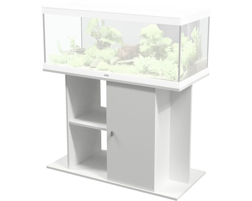 aquarium armoire basse style blanche acheter sur. Black Bedroom Furniture Sets. Home Design Ideas