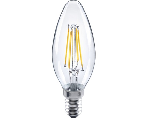 flair led lampe e14 4w kerzenform mit gl hfaden filament ForLed Lampen Shop