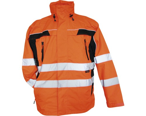 Protection Veste Orange Taille Safetech L De Acheter Fluorescente T77w1aq