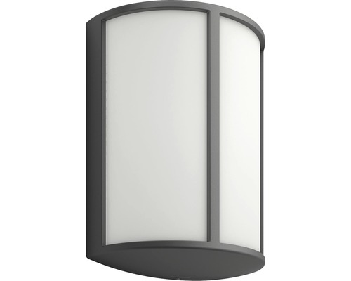 Led Stock Anthracite 6 Mygarden Murale W Applique Philips 5 WIE2beDH9Y