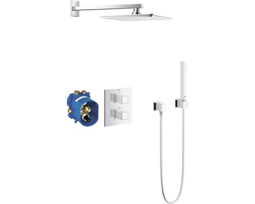 grohe unterputz thermostat set 34506000 kaufen bei. Black Bedroom Furniture Sets. Home Design Ideas