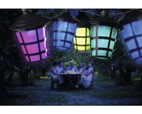 lichterkette lampion led 20er bunt kaufen bei. Black Bedroom Furniture Sets. Home Design Ideas
